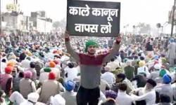ખેડૂત આંદોલન : ગુજરાતથી ખેડૂતો વેશ પલટો કરીને રાજસ્થાન થઈ દિલ્હી પહોંચ્યા