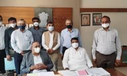 સુરત જિલ્લાના માંગરોળ તથા કીમ-પીપોદરા  વિસ્તારના DGVCL ને લગતા વિવિધ પ્રશ્નો સંદર્ભે ગુજરાત રાજ્યના ઉર્જા મંત્રીને રજુઆત કરાઈ