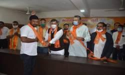 """જામનગરની સિક્કા પાલિકામાં """"ઓપરેશન ભાજપ"""": 31 કોંગી અગ્રણીઓએ કેસરીયો ધારણ કર્યો !!"""