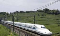 મુંબઇ-અમદાવાદ બુલેટ ટ્રેન પ્રોજેકટનો કોન્ટ્રેકટ L&T કંપનીને મળ્યો