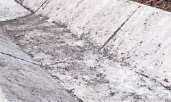 ચીખલી મજીગામ કેનાલનું નવિનીકરણ કરાયું પણ કોંક્રિટની સપાટીમાં ઠેરઠેર તિરાડ