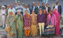 સૌરાષ્ટ્રના મુળી પંથકમાં રાજકીય ભૂકંપ : ભાજપના ૩૦૦ કાર્યકરો કોંગ્રેસમાં જોડાયા
