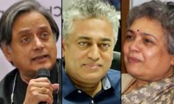 દિલ્હીમાં હિંસા : થરૂર સહીત  6-પત્રકારો સામે દેશદ્રોહની ફરિયાદ દાખલ કરાય