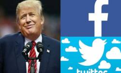 અમેરિકામાં ધમાલ વચ્ચે મોટુ એક્શન: ટ્વિટર-ફેસબુક-ઇન્સ્ટાગ્રામ-યુટ્યુબે લૉક કરી દીધાં ટ્રમ્પના એકાઉન્ટ