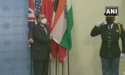 દરેક ભારતીય માટે ગર્વનો દિવસ : UNSC માં આન, બાન અને શાનથી લહેરાયો તિરંગો