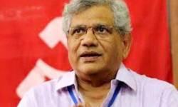 પશ્વિમ બંગાળમાં ડાબેરી-કોંગ્રેસ ગઠબંધનનો મુખ્ય હેતું BJPનાં મત કાપવાનો છે : સીતારામ યેચુરીનો આરોપ