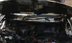 વરાછામાં પાર્ક કરેલી કારમાં આગ, બોનેટ-એન્જિનમાં પણ ઠુસી-ઠુસીને ભરી હતી 20 બોટલ