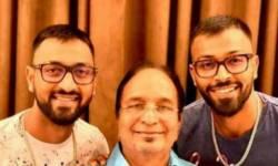 ક્રિકેટર કૃણાલ અને હાર્દિક પંડ્યા ના પિતાનું હાર્ડ એટેક આવતા નિધન
