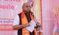 ગુજરાતમાં લવ-જેહાદ કાયદાની તૈયારી:વિધર્મીઓ શા માટે આપણાં દીકરા-દીકરી પર નજર નાખે છે:નાયબ મુખ્યમંત્રી નીતિન પટેલ