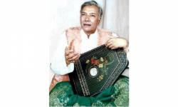 મહાન શાસ્ત્રીય ગાયક,સંગીતકાર,પદમ વિભૂષણ ઉસ્માદ ગુલામ મુસ્તફા ખાનનું મુંબઇમાં નિધન