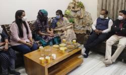 વડોદરા લવજેહાદ કેસમાં વળાંક : પિતાની તેરમાની વિધિ પુરી કરી હિન્દુ યુવતી મુસ્લિમ યુવાન સાથે ફરી પલાયન