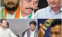 ગુજરાત કોંગ્રેસના નેતાઓ વાતો કરતા રહ્યા ને …ભાજપે 219 બેઠકો સેરવી પણ લીધી !