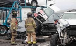 અમેરિકાના ટેક્સાસમાં માર્ગ અકસ્માત, હાઇવે પર 130 ગાડીઓ અથડાઇ, 6નાં મોત