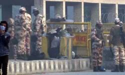 દિલ્હી-NCRમાં 50 હજાર સુરક્ષાદળ તૈનાત,12 મેટ્રો રેલ્વે સ્ટેશન પર અલર્ટ