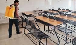 આજથી શાળામાં ધાે. 9થી 11ના આેફલાઇન વર્ગ શરૂ