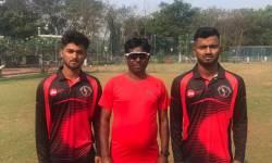 દમણનો ઉમંગ ટંડેલ ગુજરાત ટીમમાં જી1 ટૂર્નામન્ટમાં કેપ્ટન