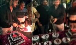 અમદાવાદમાં તલવાર વડે જન્મદિવસની કેક કાપવી ભારે પડી, 7 લોકોની ધરપકડ