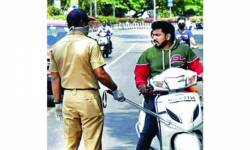 ગુજરાતમાં છ મહિનામાં જ માસ્કના દંડ પેટે સરકારે રૂા.168 કરોડ વસૂલ્યા