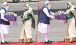 15 મહિના બાદ વિદેશ પ્રવાસે ગયેલા PM મોદી બાંગ્લાદેશને ગિફ્ટમાં આપશે 12 લાખ….