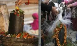શિવરાત્રિ : જાણો શિવલિંગ પર કેમ પાણી, દૂધ, દહીં અને શીતલતા આપતી વસ્તુઓ ચઢાવવામાં આવે છે