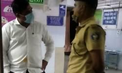 સુરતના ચકચારી હીટ એન્ડ રન કેસનો ફરાર આરોપી અતુલ વેકરિયા પોલીસ સ્ટેશનમાં હાજર થયો, કોરોના રેપિડ ટેસ્ટ પોઝિટિવ આવ્યો