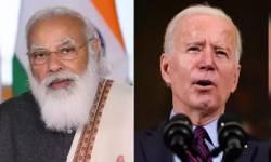 ભારતને કોવિડ સામેની લડાઇમાં ટેકા માટે અમેરિકા પ્રતિબદ્ધ : બાઇડને મોદીને ફોન કર્યો
