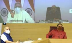 CMએ PMને કહ્યુ- ગુજરાતમાં 90000 બેડ છે, 11500 ICU, 51000 ઓક્સિજન બેડ ઉપલબ્ધ છે