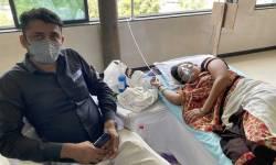 સૌરાષ્ટ્રમાં સ્થિતિ અત્યંત ગંભીર, લોકો સારવાર માટે ભાડા ખર્ચી સુરત શિફ્ટ થઇ રહ્યા છે