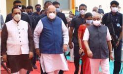 ગુજરાતમાં ઓકસીજનના 11 પ્લાન્ટ ઝડપભેર કાર્યરત થઇ જશે : અમિતભાઈ શાહે CM રૂપાણી અને નીતિન પટેલ માટે કહ્યું એવું કે …
