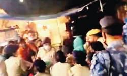 મોહન ડેલકર આપઘાત કેસ : સેલવાસમાં પુતળા દહનને રોકતા પોલીસ કાર્યકરો વચ્ચે ઘર્ષણ થયું