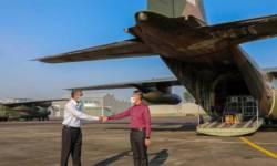કોરોના સંકટ સમયે સિંગાપુરે ઓક્સિજન ભરેલા બે વિમાન મોકલ્યા