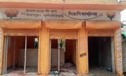 બંગાળમાં પરિણામો બાદ હિંસા,અત્યાર સુધીમાં 4 લોકોએ ગુમાવ્યો જીવ, નંદીગ્રામ ખાતે BJP કાર્યાલય પર હુમલો