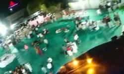 સુરતના પાંડેસરામાં કર્ફ્યૂમાં લિસ્ટેડ બૂટલેગર કાળુ ડુંડીના લગ્ન યોજાયા, જમણવારમાં સોશિયલ ડિસ્ટન્સના ધજાગરા