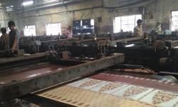 પલસાણાના તાતીથૈયા ખાતે દાદુ મીલમાં પગાર બાબતે કામદારોનો હોબાળો