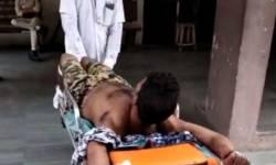 સુરતમાં ગાંજાના નશાનો આદી પુત્ર નિર્વસ્ત્ર થઈ મહિલાઓ પાછળ દોડતો, હાથ-પગ બાંધી હોસ્પિટલ ખસેડાયો
