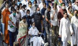 મોદીની બંગાળમાં 20 રેલીઓ અને અમિત શાહની વર્ષભરની મહેનત પર દીદીની વ્હિલચેર ભારે પડી, 200નાં સપનાં મમતાનાં ફળ્યાં