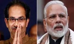 PM મોદીએ મહારાષ્ટ્રના સીએમ ઉધ્ધવ ઠાકરે સાથે કરી વાત, મેળવી જાણકારી