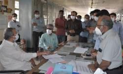 સૌરાષ્ટ્રમાં વીજપુરવઠો પૂર્વવત કરવા ઉર્જા વિભાગ ખડે પગે તૈનાત : સૌરભ પટેલ