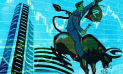 ડેરિવેટિવ્ઝમાં મે વલણના અંતે ભારતીય શેરબજારમાં પ્રથમ વખત ૩ ટ્રિલિયન વોલ્યુમ સાથે તેજીનો માહોલ…!!!