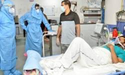 ગોવાની હોસ્પિટલમાં રાતના ૨ વાગ્યે ઓકિસજન ખૂટયો : કોરોનાના ૨૬ દર્દીઓના મોત