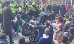સ્કોટલેન્ડમાં ભારતીય-વિરોધી કાર્યવાહી મોંઘી પડી : લોકોએ 8 કલાક ઘેરાવો કર્યો