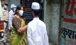 હવે મધ્યપ્રદેશમાં થયો લાફા કાંડ :  શાજાપુરના ADMએ યુવકને માર્યો લાફો, વીડિયો વાયરલ
