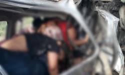 સુરતથી ભાવનગર જતી ઇકો તારાપુર પાસે ટ્રક સાથે અથડાતાં 10નાં કમકમાટીભર્યા મોત, 1 બાળકી પણ સામેલ