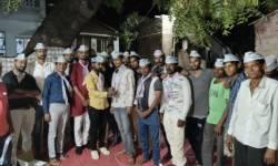 હળવદના મયુરનગરમાં 50 આગેવાનો 'આપ'માં જોડાયા