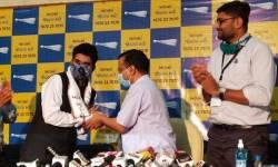ગુજરાત કૉંગ્રેસ BJPના ખિસ્સામાં છે, જ્યારે જરૂર પડે છે ત્યારે કૉંગ્રેસ માલ સપ્લાય કરે છે: અરવિંદ કેજરીવાલ