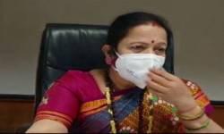 મુંબઈના મેયરનો બફાટ.. યુઝર્સે રસી પર પ્રશ્ન પૂછ્યો, મેયરે કહ્યું તારા બાપે….