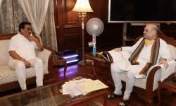 અમિત શાહની ગુજરાત મુલાકાત બાદ CR પાટીલ દિલ્હી પહોંચ્યા