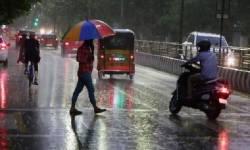વલસાડમાં વહેલી સવારથી વરસાદ, ખારવેલમાં 6 ઈંચથી વધુ વરસાદ ખાબક્યો