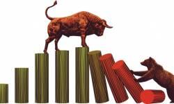 ભારતીય શેરબજારમાં ઈન્ડેક્સ બેઝડ અફડાતફડીના અંતે ફંડોની ઉછાળે નફારૂપી વેચવાલી…!!