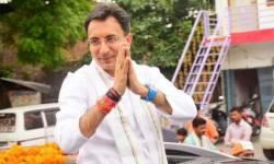 BJPએ કૉંગ્રેસની વધુ એક મજબૂત વિકેટ ખેરવી, શાહ સાથે બેઠક બાદ જિતિન પ્રસાદ ભાજપમાં જોડાયા